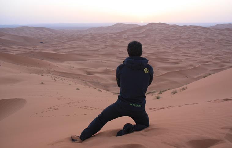Bajocero Expediciones - Dormir en el Desierto del Sahara: solos tú y las estrellas