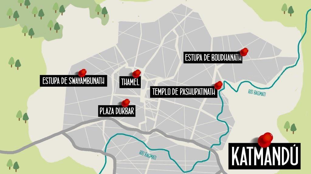Bajocero Expediciones - ¿Qué ver en Katmandú?